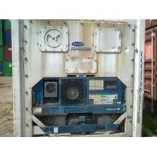 Рефрижераторный контейнер 40 футов б/у