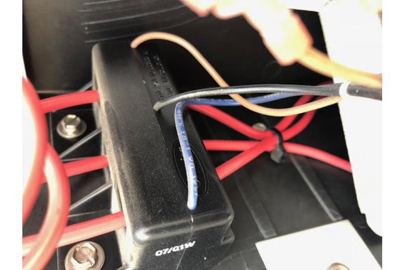 Блок управления шаговым модуляционным клапаном (SMV)
