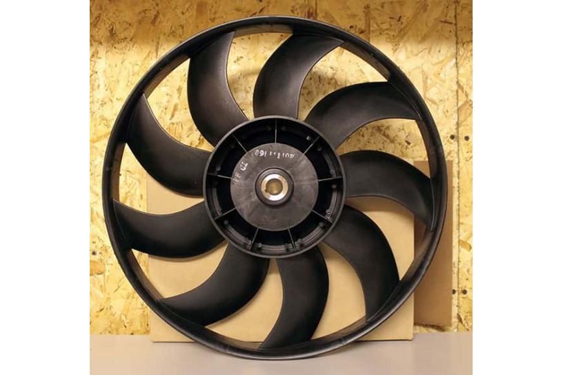 Крылатка двигателя вентилятора конденсатора Carrier ML-2i/3, б/у