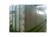 Аренда контейнера рефрижераторного 40 футов high cube б\у (цена за сутки)