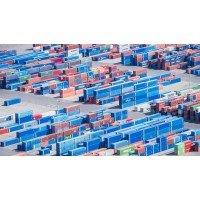 Современное мультимодальное оборудование - морские контейнеры