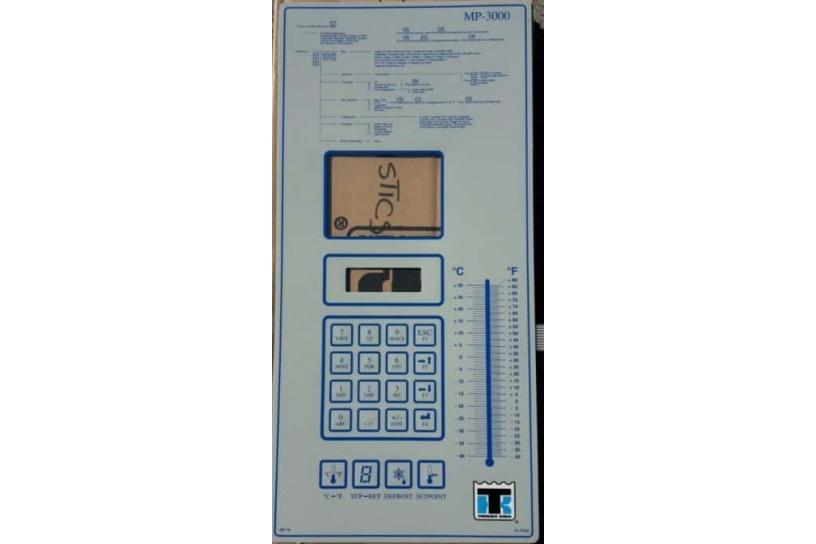 Панель управления MP3000