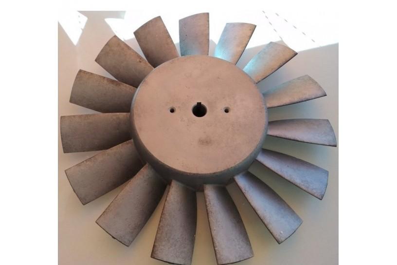 Крылатка двигателя испарителя Thermo King, б/у