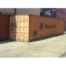 Аренда контейнера 40 футов б/у (цена за сутки)