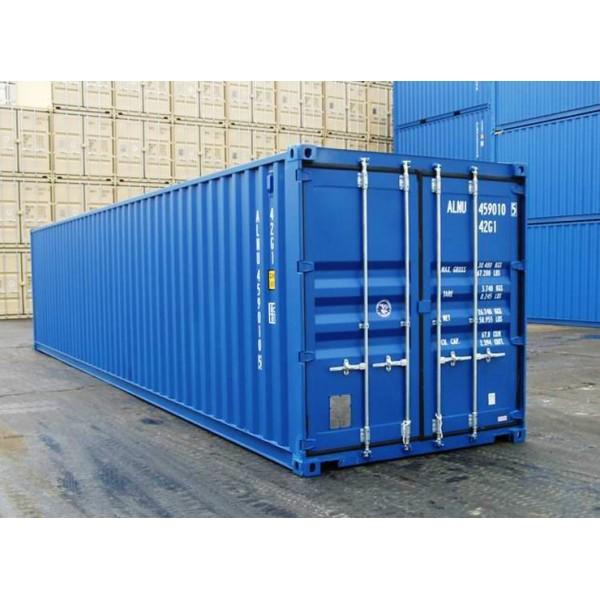 Типовая многофункциональная емкость – контейнер 40 футов