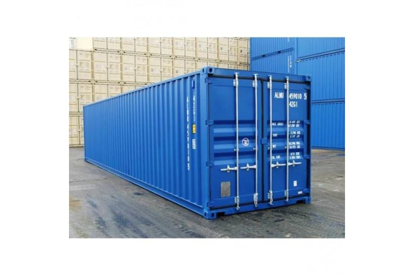 40DC Морские контейнеры 40 футов